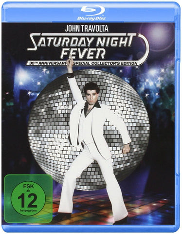 Saturday Night Fever (1977) - John Travolta  Blu-ray