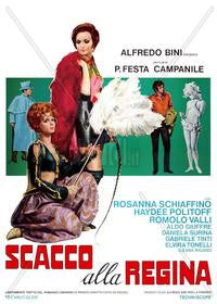 Check To The Queen - Scacco Alla Regina (1969)  DVD