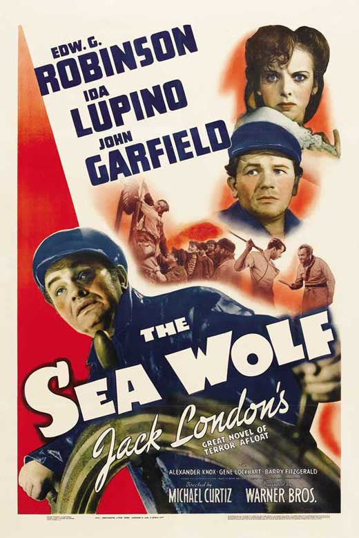 The Sea Wolf (1941)  DVD
