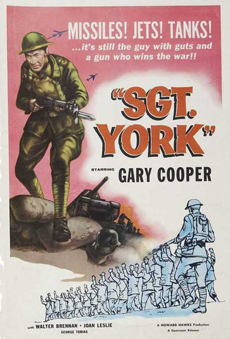 Sergeant York (1941) Color Version DVD