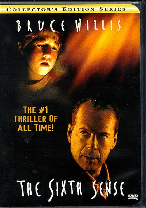 The Sixth Sense : Special Edition (1999) - Bruce Willis  DVD