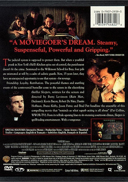 Sleepers (1996) - Robert De Niro  DVD