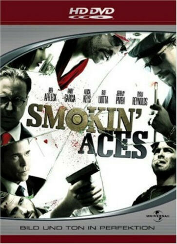 Smokin´ Aces (2007) - Ben Affleck  HD DVD
