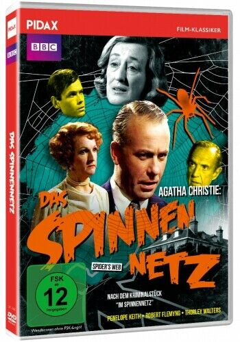 Spider´s Web (1982) - Thorley Walters  DVD