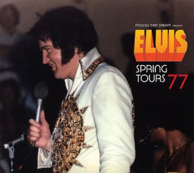 Elvis Presley - Spring Tours 77  FTD CD