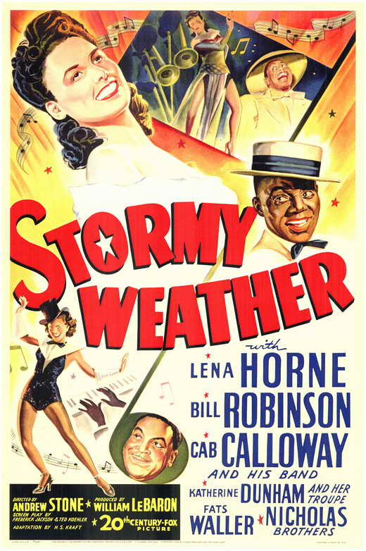 Stormy Weather (1943) - Lena Horne