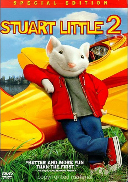 Stuart Little 2 : Special Edition (2002)  DVD