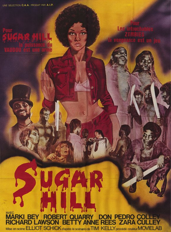 Sugar Hill (1974)  DVD