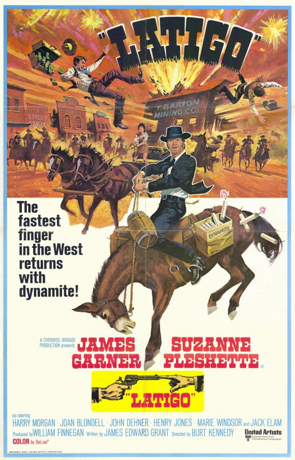 Support Your Local Gunfighter (1971) - James Garner  DVD