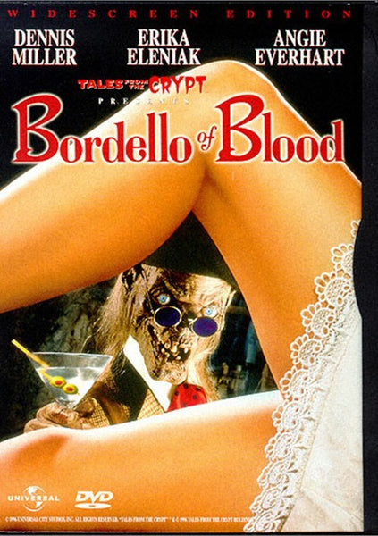 Tales From The Crypt : Bordello Of Blood (1996)  DVD