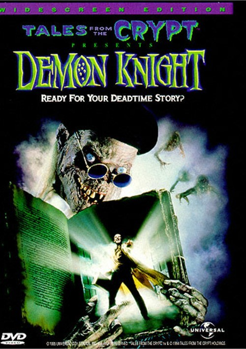 Tales From The Crypt : Demon Knight (1995)  DVD