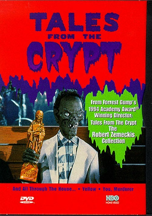 Tales From The Crypt : Robert Zemeckis Collection (1995)  DVD
