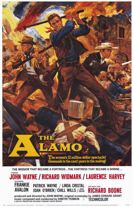 The Alamo : Extended Director´s Cut (1960) - John Wayne (2 DVDs)