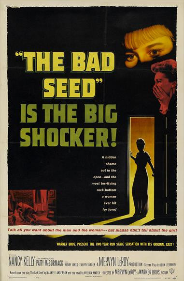 The Bad Seed (1956)  DVD