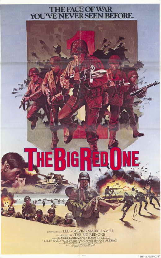 The Big Red One (1980) - Lee Marvin  DVD