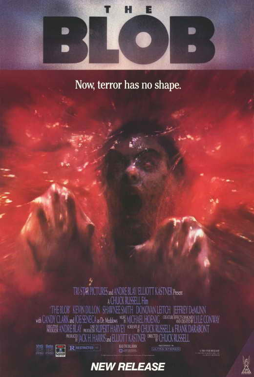 The Blob (1988) - Kevin Dillon  DVD