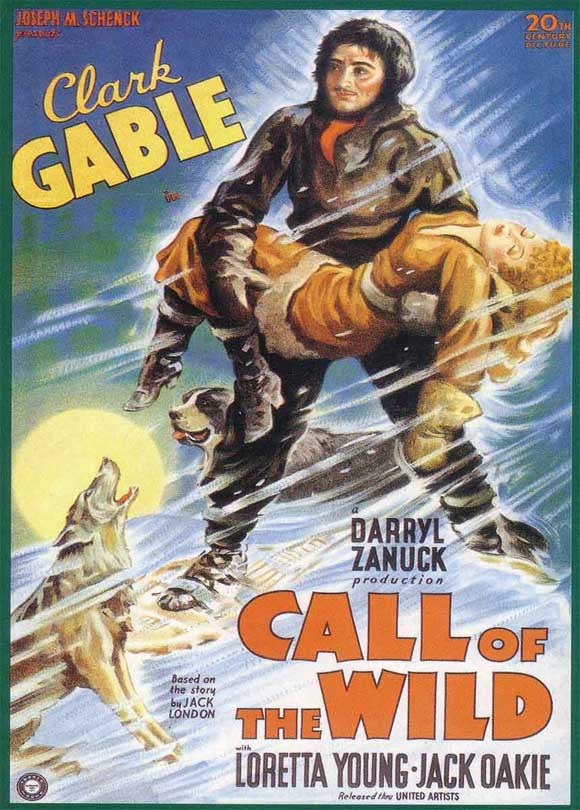 Call Of The Wild (1935) - Clark Gable  DVD