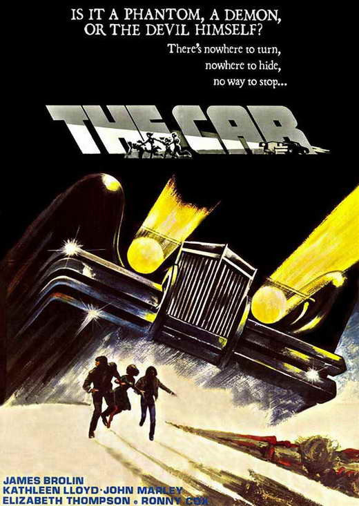 The Car (1977) - James Brolin  DVD