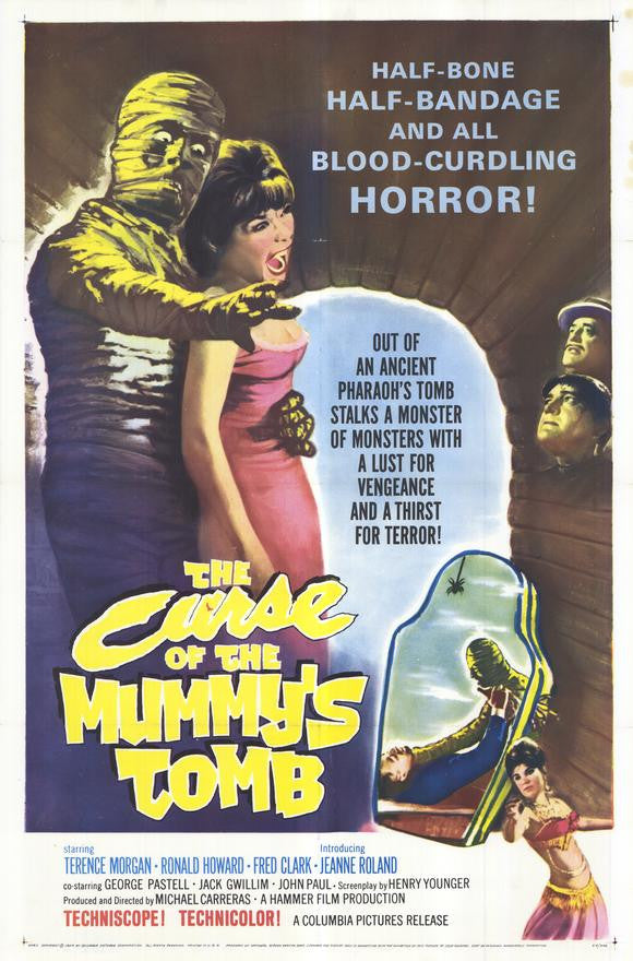 Curse Of The Mummy´s Tomb (1964)