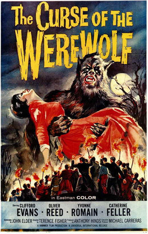 Curse Of The Werewolf (1961) - Oliver Reed  DVD