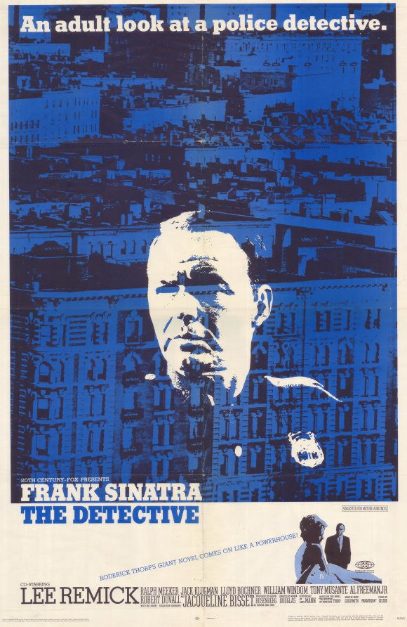 The Detective (1968) - Frank Sinatra  DVD