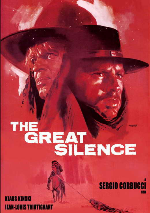 The Great Silence (1968) - Klaus Kinski  DVD