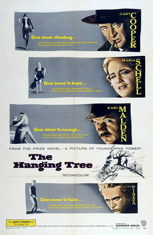 The Hanging Tree (1959) - Gary Cooper  DVD