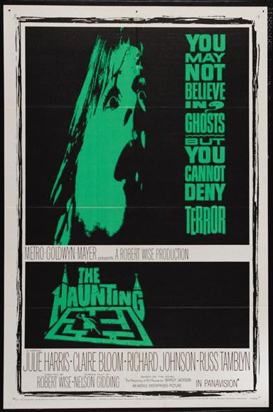 The Haunting (1963) - Robert Wise  DVD