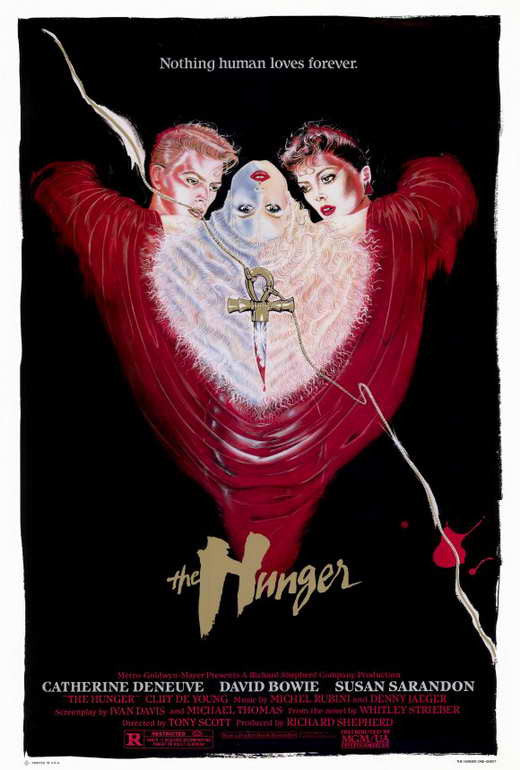 The Hunger (1983) - David Bowie  DVD