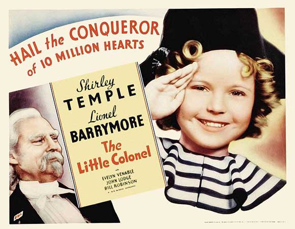 The Little Colonel (1935) - Shirley Temple Color DVD