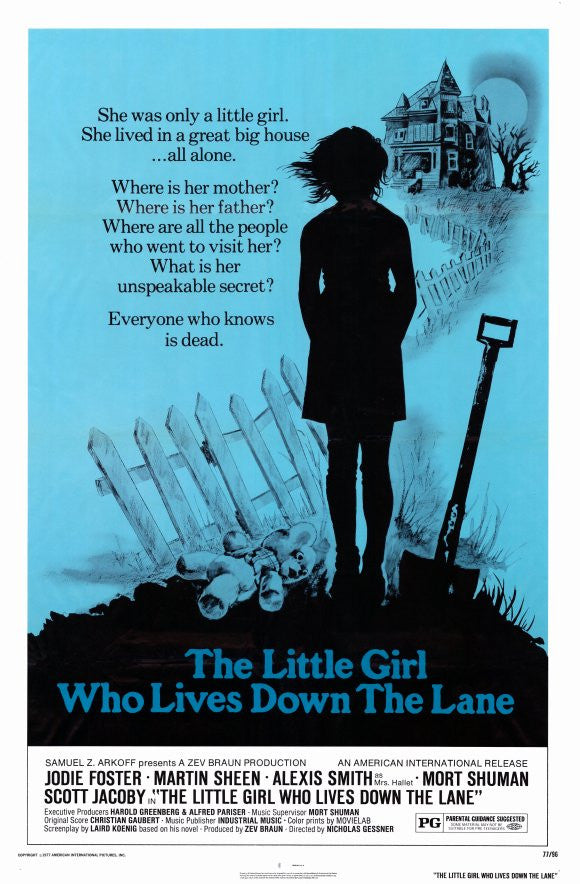 The Little Girl Who Lives Down The Lane (1976) - Jodie Foster