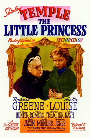 The Little Princess (1939) - Shirley Temple Color DVD