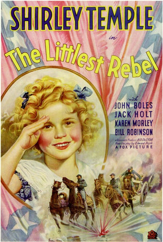 The Littlest Rebel (1935) - Shirley Temple Color DVD