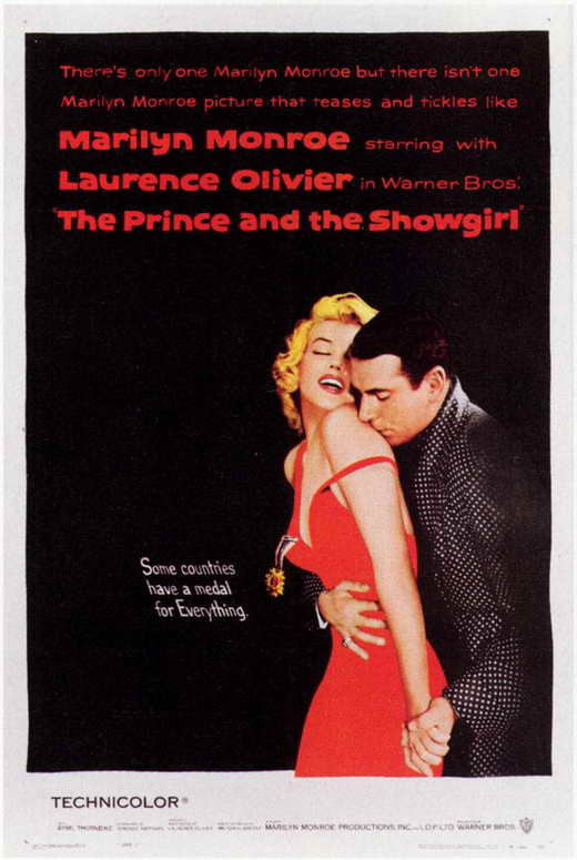The Prince And The Showgirl (1957) - Marilyn Monroe DVD