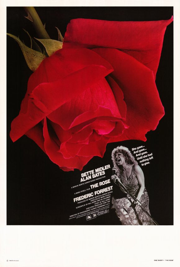 The Rose (1979) - Bette Midler  DVD