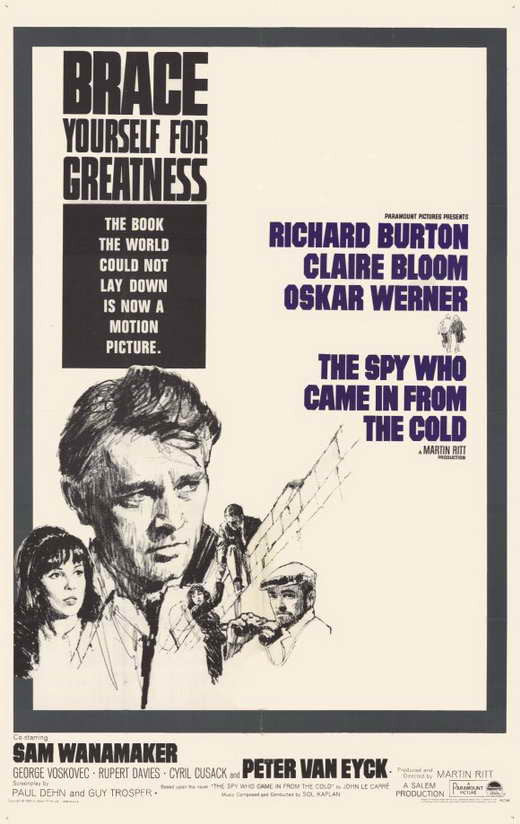 The Spy Who Came In From The Cold (1965) - Richard Burton DVD