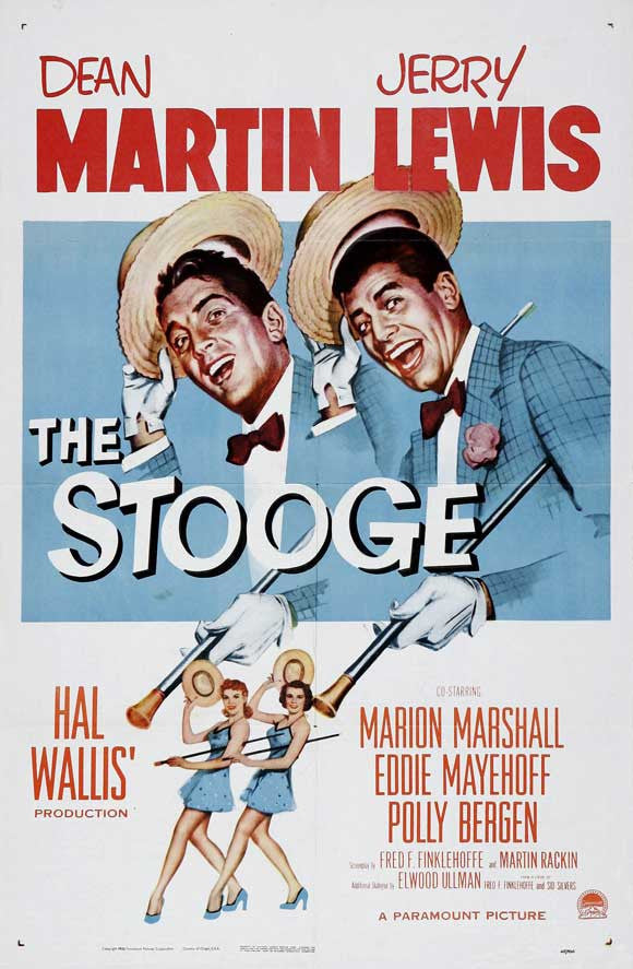 The Stooge (1952)  DVD