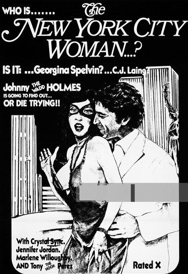 The New York City Woman 1977 John Holmes Dvd Elvis Dvd Collector Movies Store