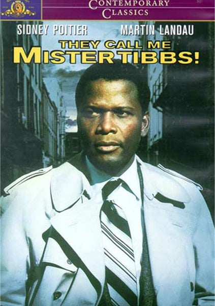 They Call Me Mister Tibbs ! (1970) - Sidney Poitier  DVD