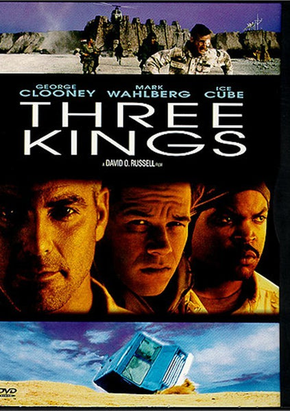 Three Kings : Special Edition (1999) - George Clooney  DVD