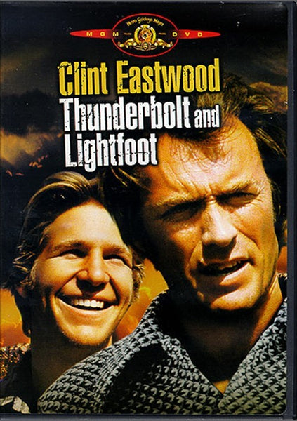 Thunderbolt And Lightfoot (1974) - Clint Eastwood  DVD