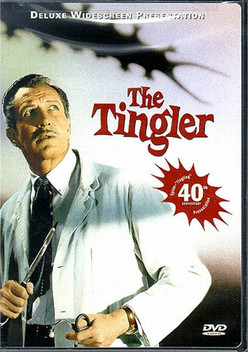 The Tingler : 40th Anniversary Edition (1959) - Vincent Price  DVD