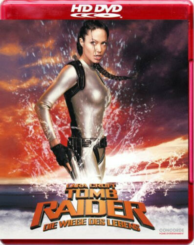 Lara Croft : Tomb Raider 2 - The Cradle Of Life (2003) - Angelina Jolie  HD DVD