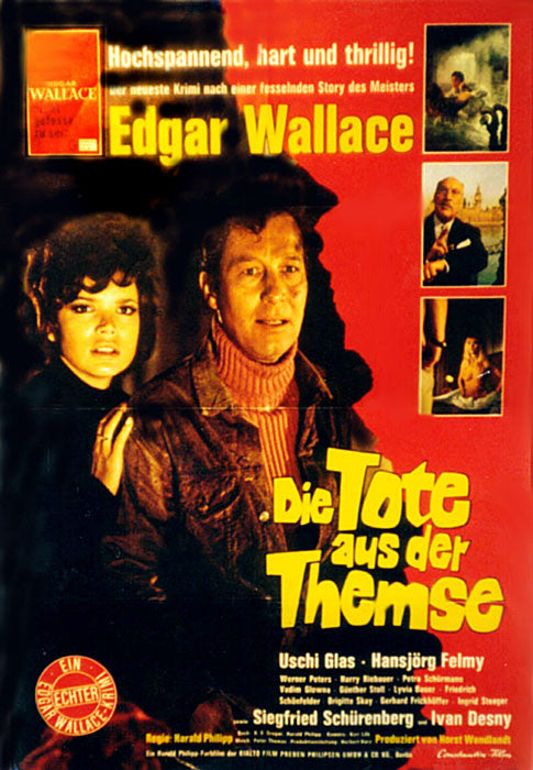 Edgar Wallace : Angels Of Terror (1971)  DVD