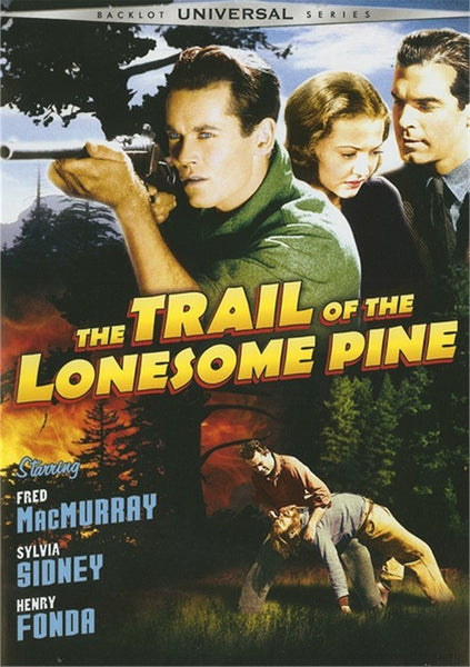 Trail of The Lonesome Pine (1936) - Henry Fonda  DVD