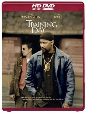 Training Day (2001) - Denzel Washington  HD DVD