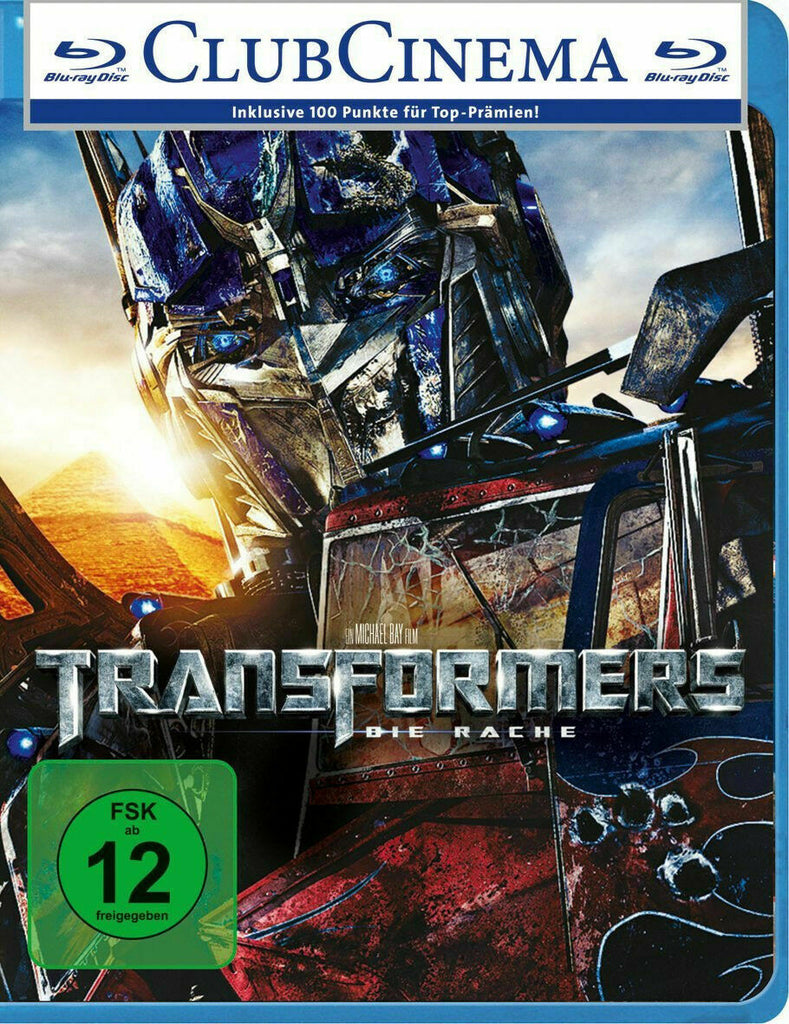 Transformers 2 (2007) - Megan Fox  Blu-ray