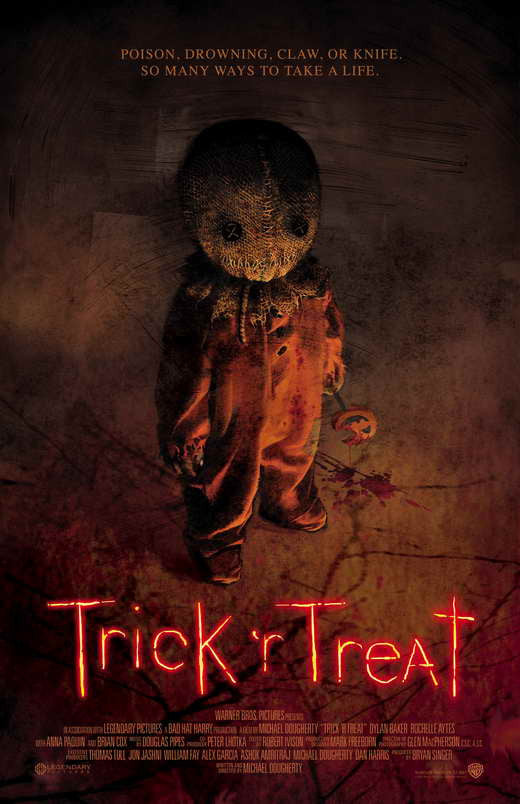 Trick ´R Treat (2008) - Brian Cox  DVD