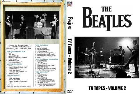 The Beatles : TV Tapes Vol. 2  DVD