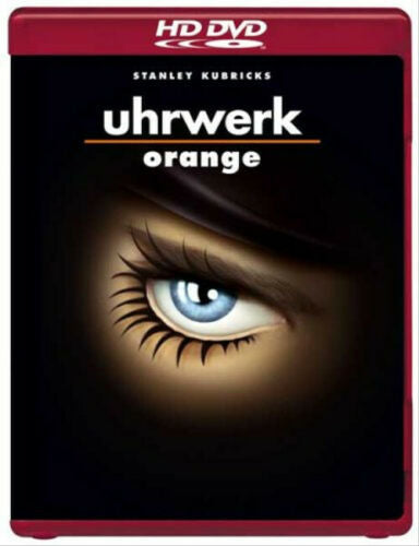 A Clockwork Orange (1971) - Malcolm McDowell  HD DVD